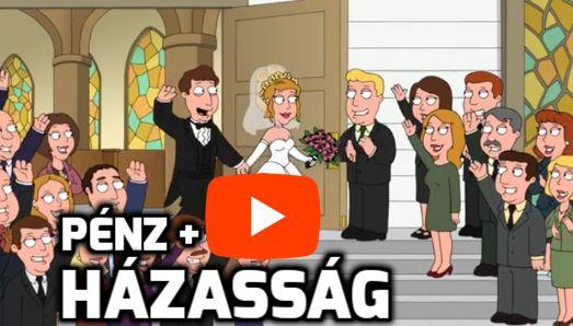 Family Guy: Pénz + Házasság